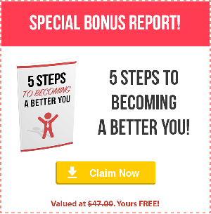 5 steps to becoming a better you- mysuccess unleashed image
